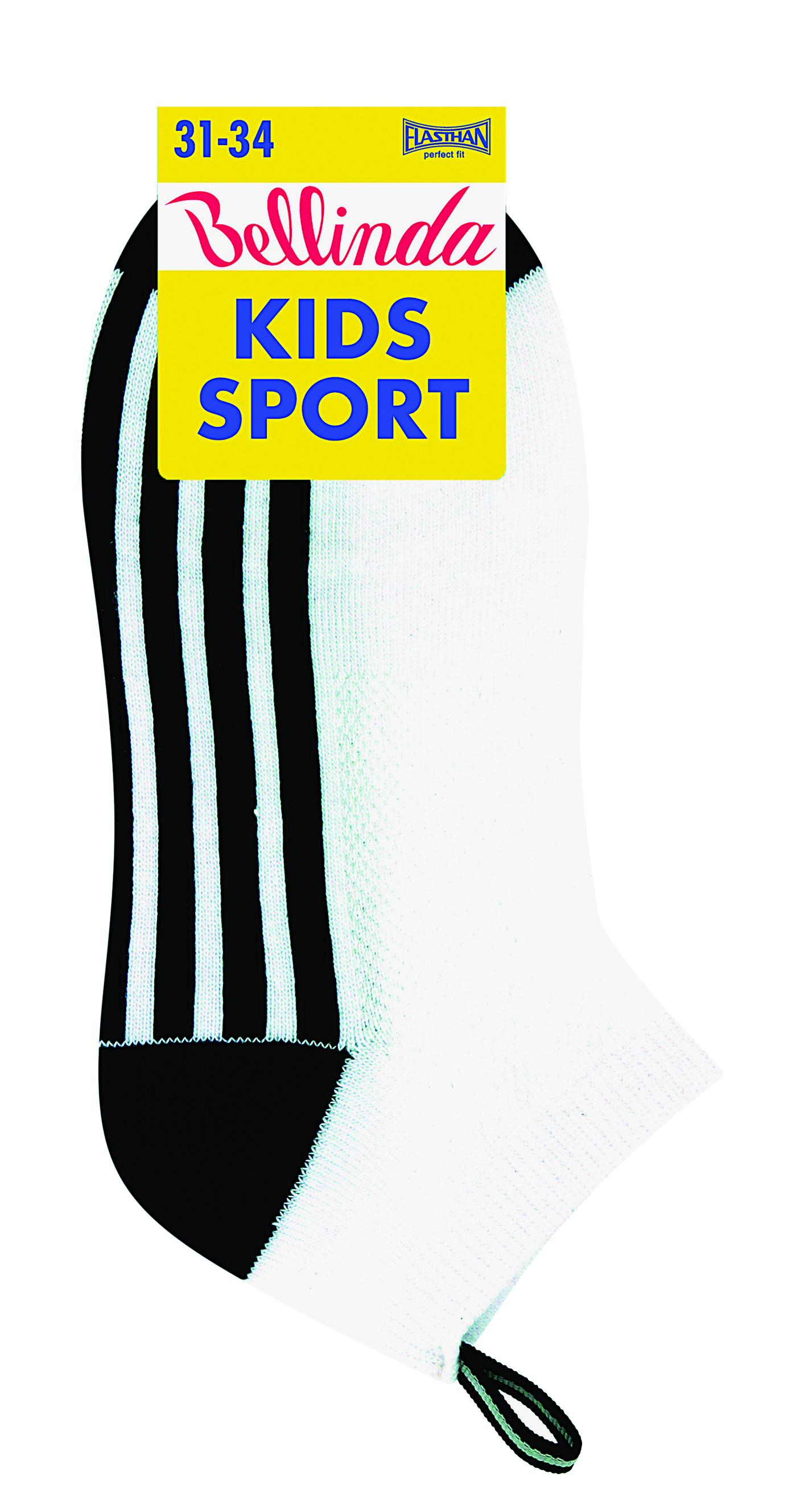Dětské ponožky Bellinda 495702 KIDS SPORT
