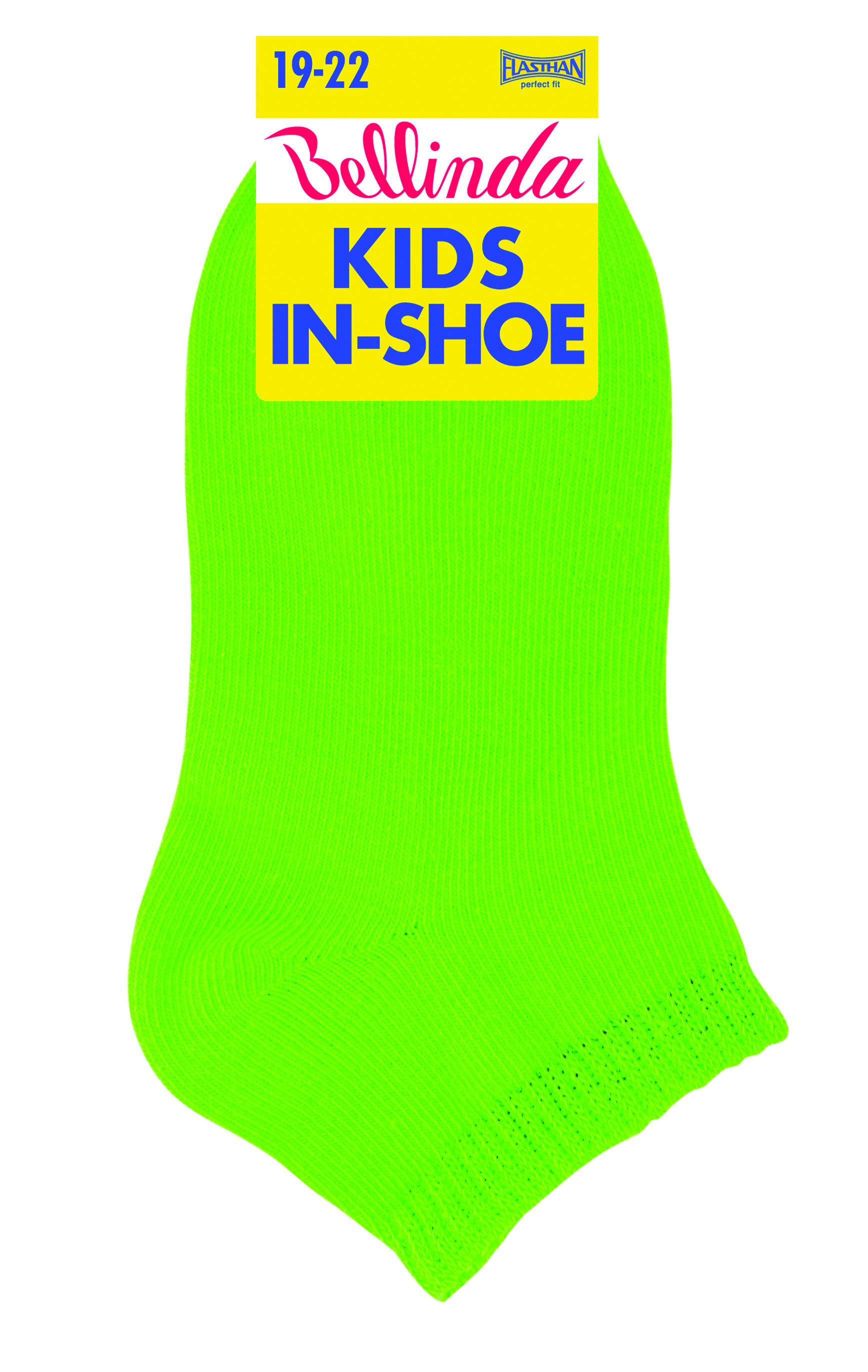 Dětské ponožky Bellinda 495703 IN SHOE