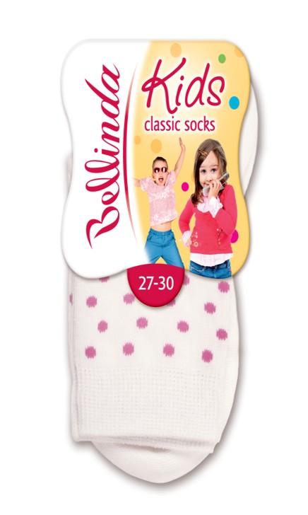 Dětské ponožky Bellinda 495714 KIDS Classic Socks