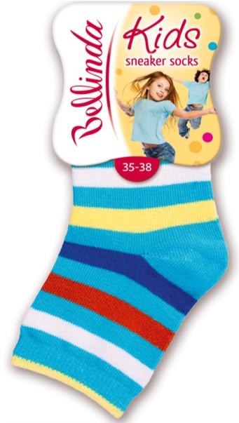 Dětské ponožky Bellinda 495718 sneaker