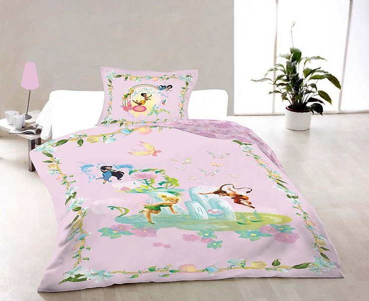 Dětské povlečení Disney - Fairies 2011