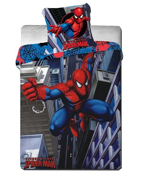 Dětské povlečení Disney mikrovlákno - Spiderman