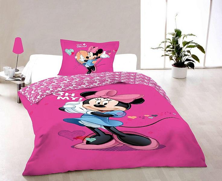 Dětské povlečení Disney - Minnie 2011
