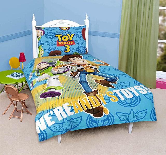 Dětské povlečení Disney Toy Story III