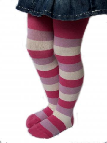 Dětské punčocháče Design Socks Pruhy