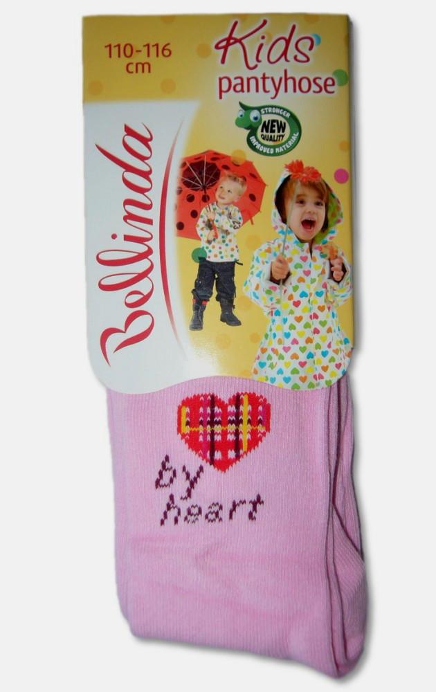 Dětské punčocháčky Bellinda 496667 - srdíčka