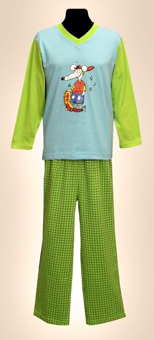 Dětské pyžamo (dl.rukáv) - Myšák