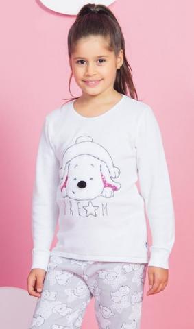 Dětské pyžamo dlouhé Vienetta Secret Dream