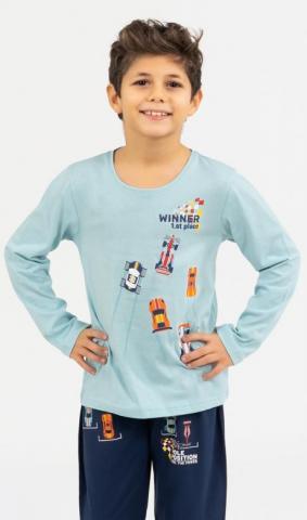 Dětské pyžamo dlouhé Vienetta Secret Formule
