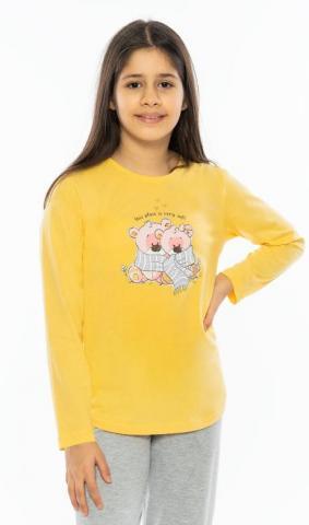 Dětské pyžamo Vienetta Secret Méďové