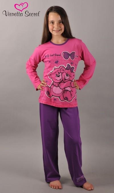 Dětské pyžamo dlouhé Přátelé