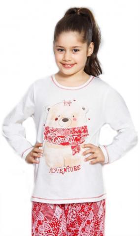 Dětské pyžamo dlouhé Vienetta Secret Adventure malé