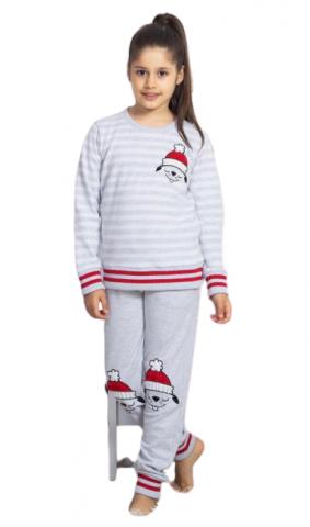 Dětské pyžamo dlouhé Vienetta Secret Lenka