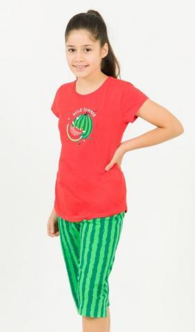 Dětské pyžamo kapri Vienetta Secret Meloun