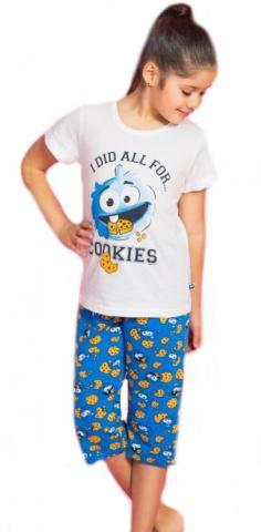 Dětské pyžamo kapri Vienetta Secret Cookies