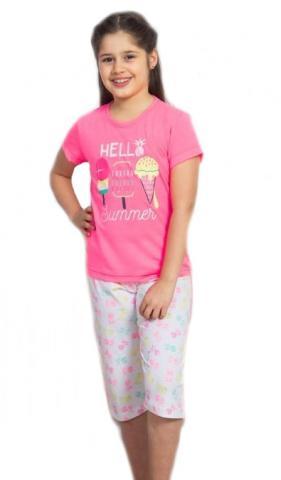 Dětské pyžamo kapri Vienetta Secret Zmrzlina