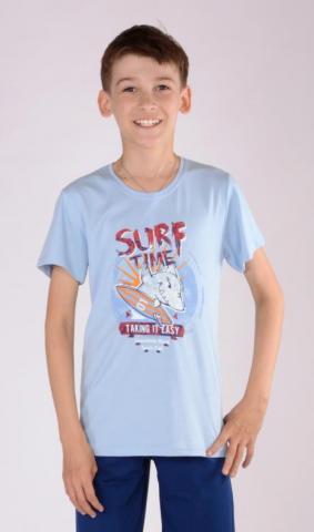 Dětské pyžamo kapri Vienetta Secret Žralok