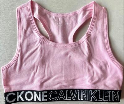 Dívčí braletka Calvin Klein G800432 růžová