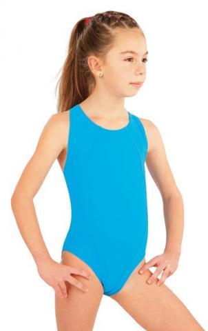 Dívčí jednodílné sportovní plavky Litex 57592