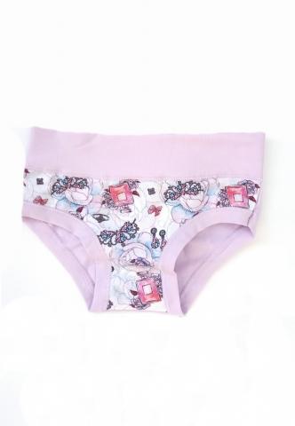 Dívčí kalhotky Emy B2047 nové vzory