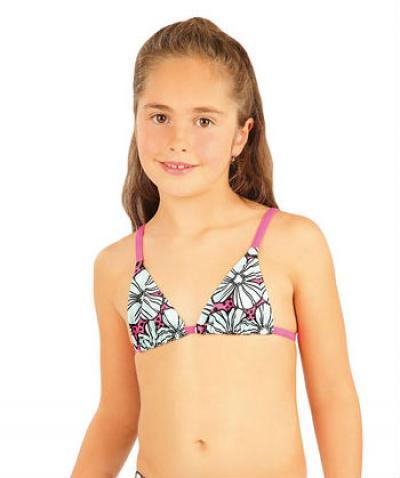 Dívčí plavková podprsenka Litex 88446