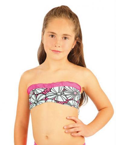 Dívčí plavková podprsenka Litex 88448