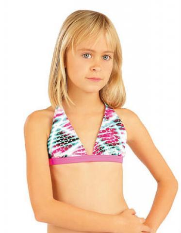 Dívčí plavková podprsenka Litex 88478
