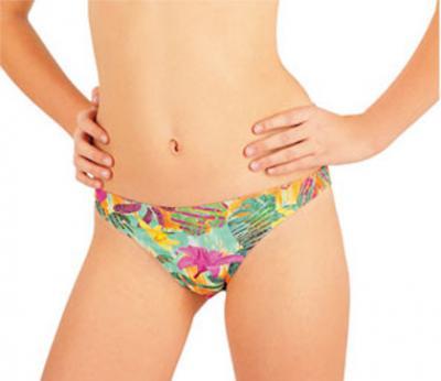 Dívčí plavkové kalhotky bokové Litex 52598