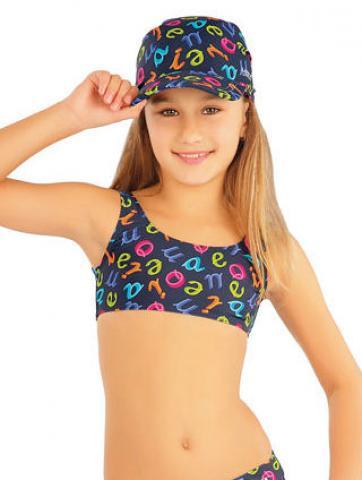 Dívčí plavkový top 88482