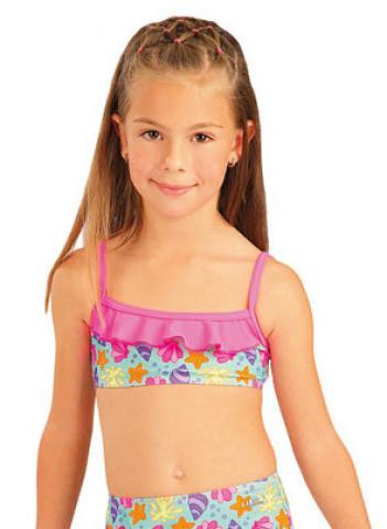 Dívčí plavkový top Litex 52566