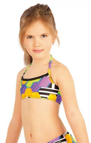 Dívčí plavkový top Litex 52613