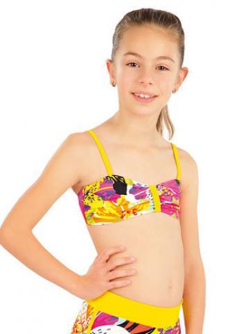 Dívčí plavkový top Litex 57550