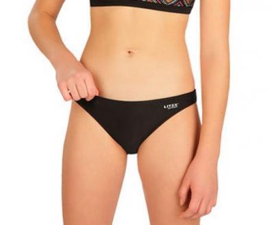 Dívčí plavky kalhotky bokové Litex 50588