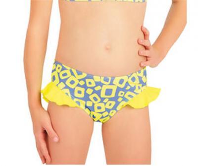 Dívčí plavky kalhotky bokové Litex 57544
