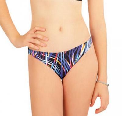 Dívčí plavky kalhotky bokové Litex 63631