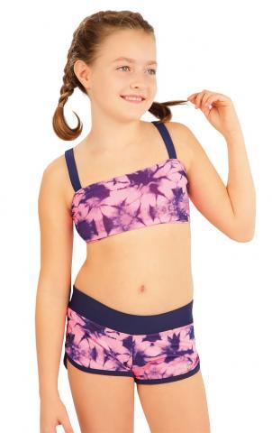 Dívčí plavky Litex 63598 + 63597