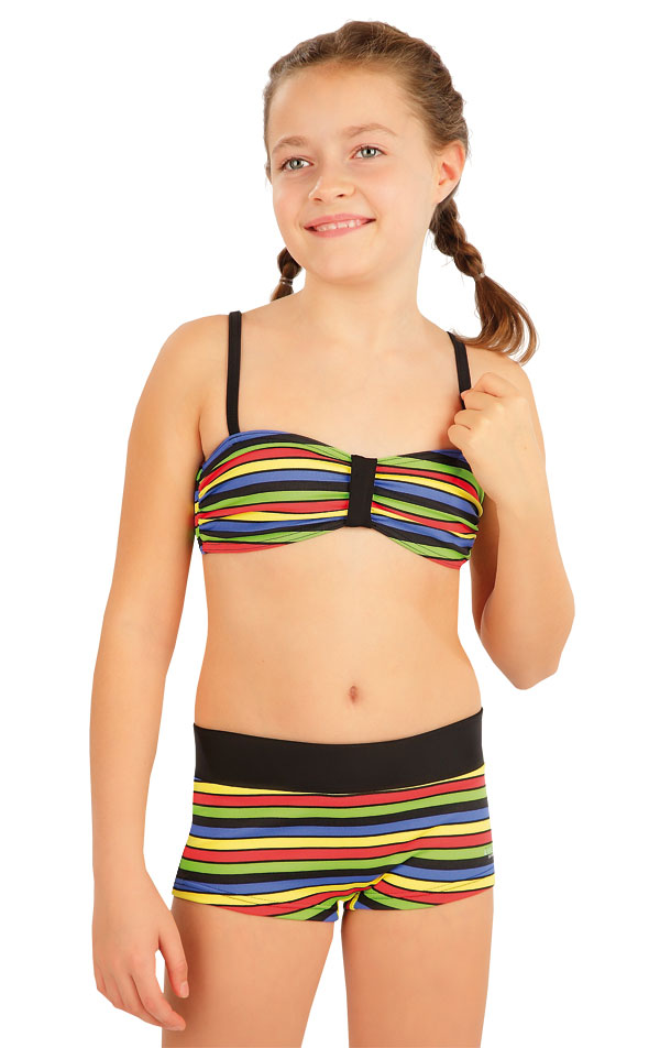 Dívčí plavky Litex 63602+63601