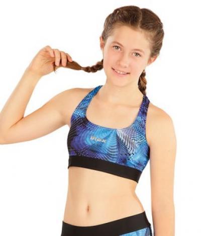 Dívčí plavky sportovní top Litex 63635