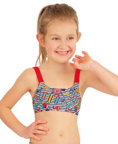 Dívčí plavky top Litex 57530