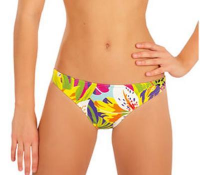 Dívčí plvkové kalhotky bokové Litex 57553