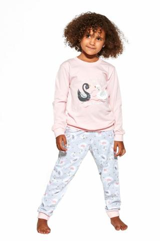 Dívčí pyžamo Cornette 390/143 Swan 2