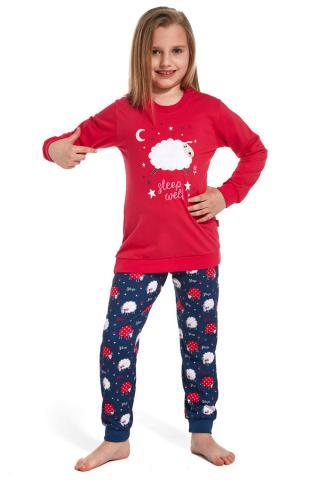 Dívčí pyžamo Cornette 977/85 Sleep well