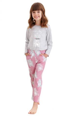 Dívčí pyžamo Litex 7A520