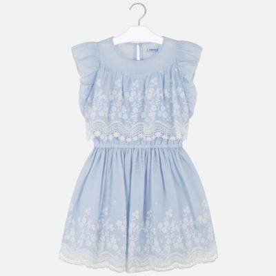 Dívčí šaty Mayoral 6977