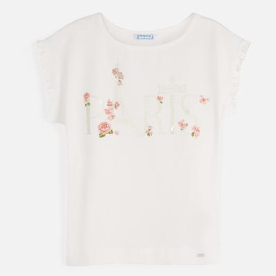 Dívčí triko Mayoral 6001