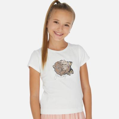 Dívčí triko Mayoral 6022