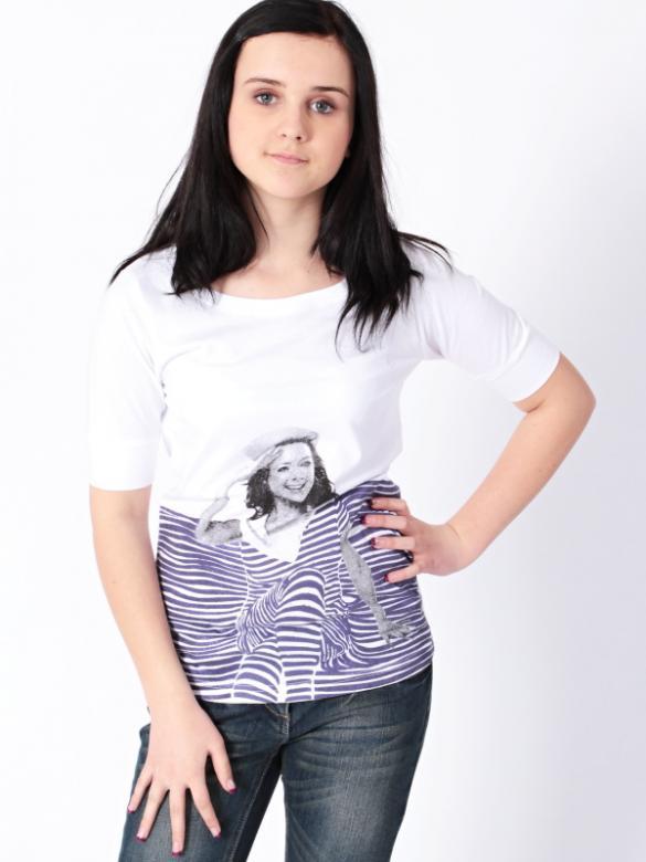Dívčí triko Emoi 27219-8