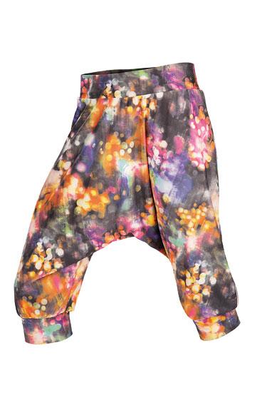 Dětské kalhoty 3/4 s nízkým sedem Litex 50460