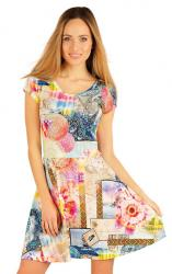 Dámské šaty s krátkým rukávem Litex 54039