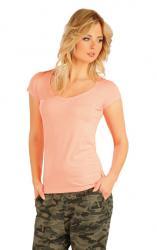 Dámské triko s krátkým rukávem Litex 54137